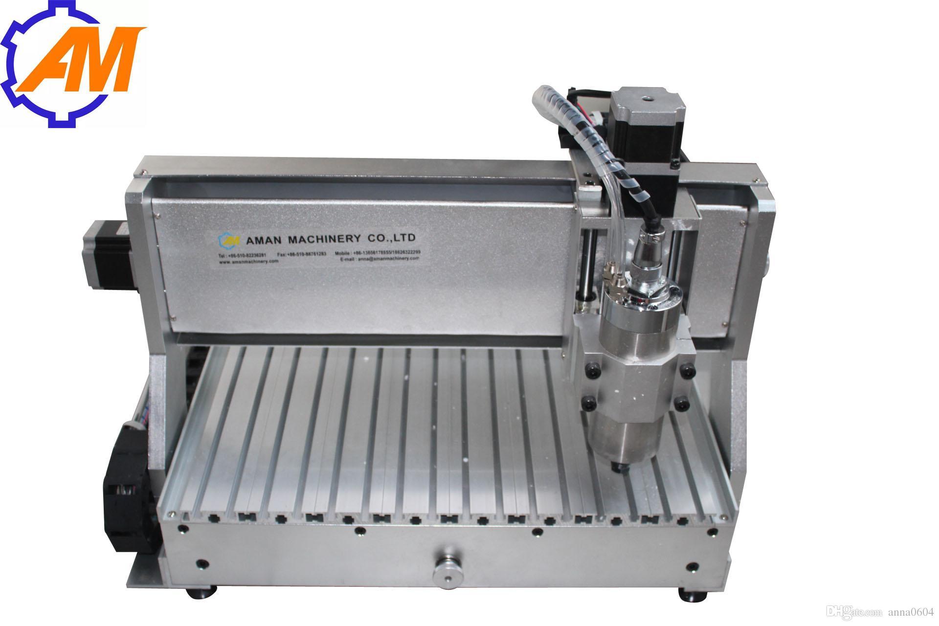 Am 6040ch80 Good Quality Cnc Milling Machine Jpg