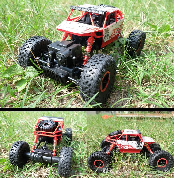 Hot Sale Rc Car 24ghz 118 Scale Remote Control Toys 4 Wheel Drive Rhdhgate: 18 Scale Radio Controlled Rock Crawler At Gmaili.net