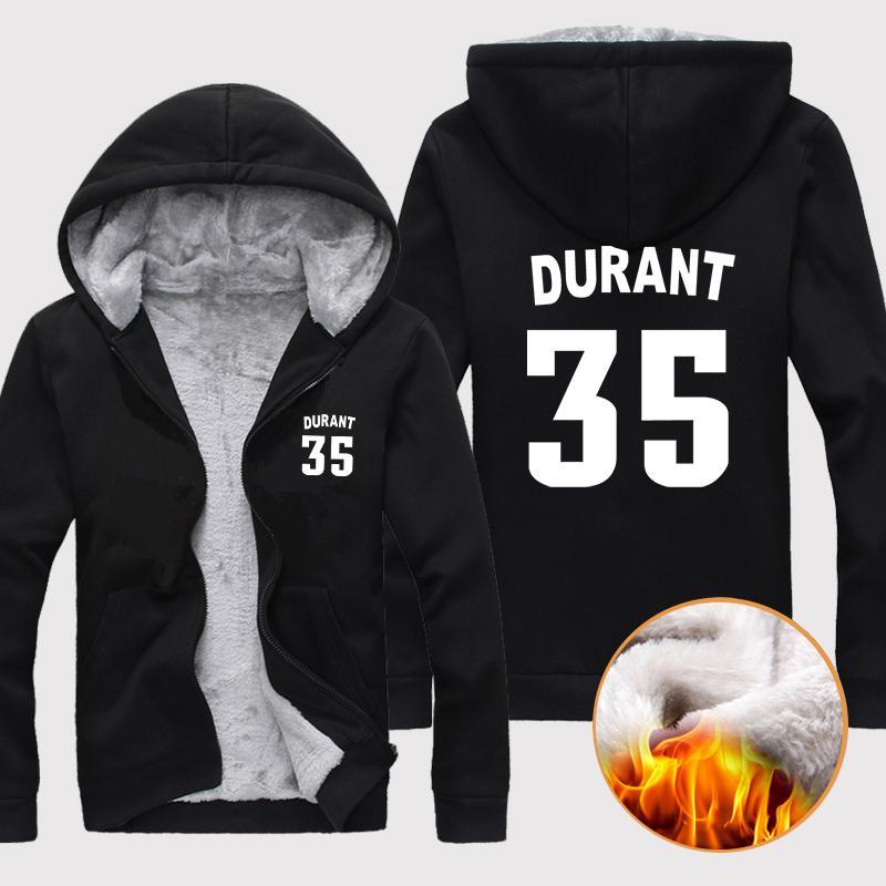 2017 New Cheap Golden State Kevin Durant Warriors Men Winter ...