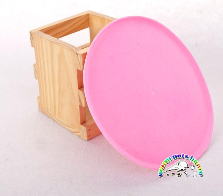 Оптовая интерактивные игрушки для собак 5 шт. / лот мягкие силиконовые фрисби игрушки для животных для собак прочный собака жевать игрушки
