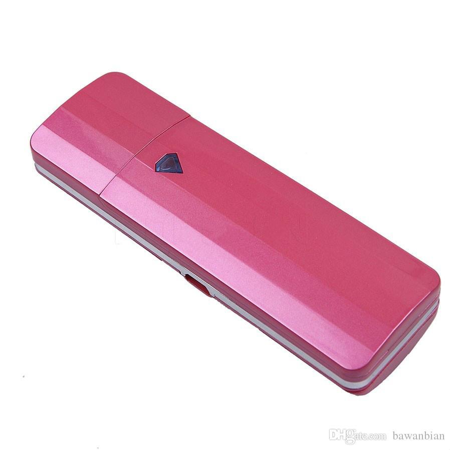 Portable USB Mini Handy Mist Facial Steamer Sprayer Nebulizer Body Face Skin Vapor Moisturizing Sauna Beauty Machine Tools