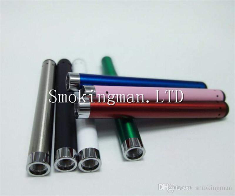 Hot sale O-pen vape bud touch battery 280mAh Slimeline Battery 510 thread e cigarettes vaporizer for wax oil cartridge vaporizer DHL free