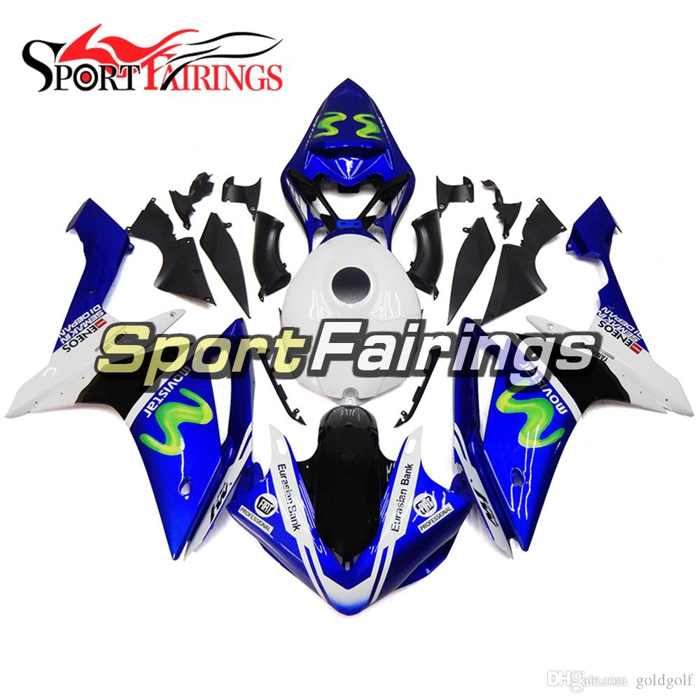 Bodywork For Yamaha YZF R1 07 08 YZF-R1 2007 2008 Injection ABS ...