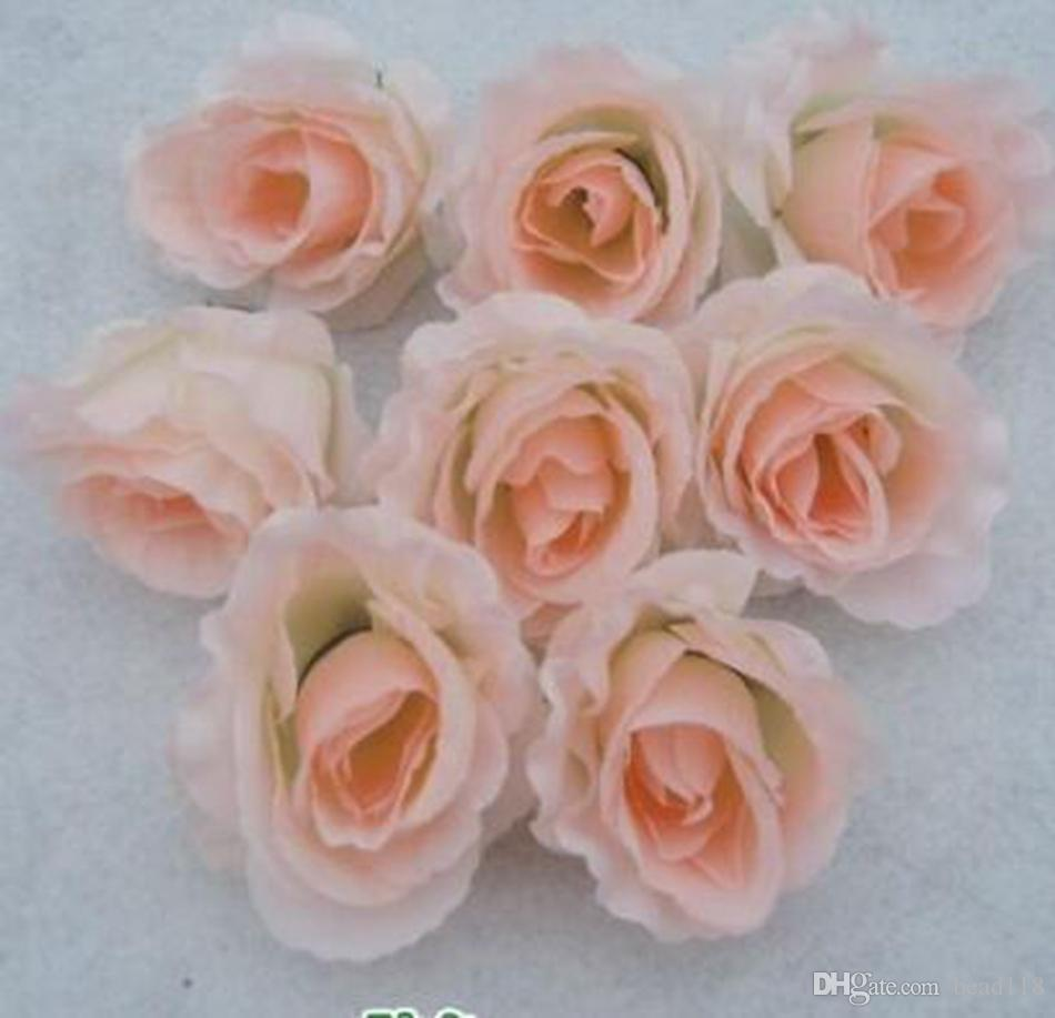 Hot Artificial Flowers Skin Color Roses Flower Head Flower Ball