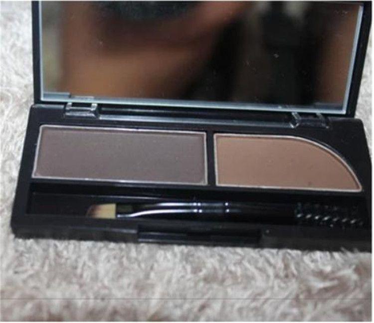HOT sale MC BRAND Maquillage EYE Brow Shader derfard poudre pour les sourcils 3g Livraison gratuite DHL