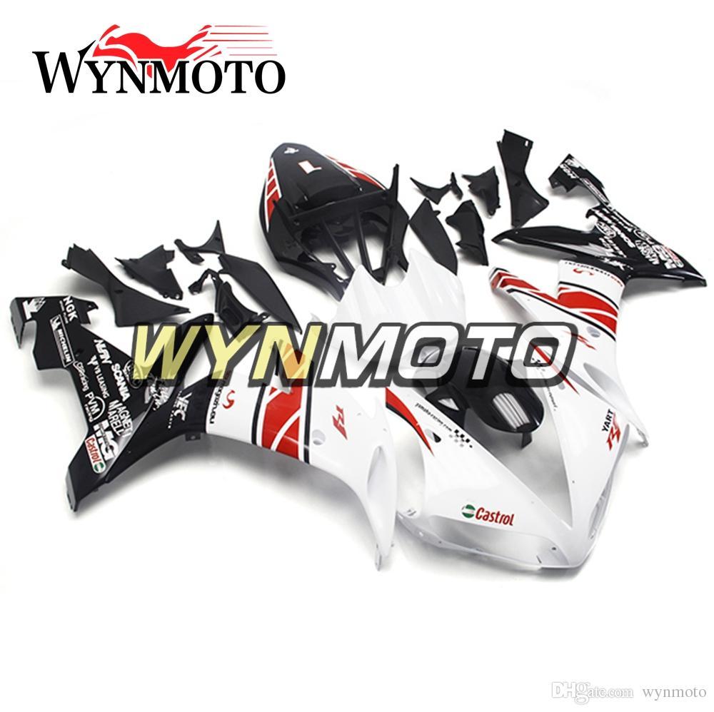 Full Fairings For Yamaha YZF R1 2004 2005 2006 YZF1000 R1 Injection ...