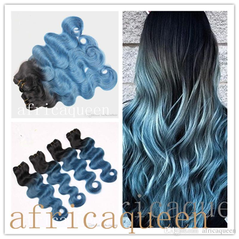 Cheap cheap ombre hair weave hot sale online 100 human hair denim see larger image pmusecretfo Gallery