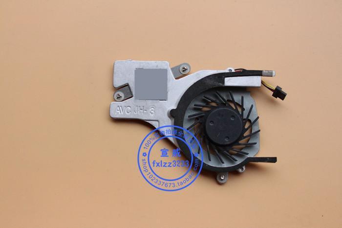 Nouveau original pour HP MINI 210 CQ10 AD5005HX-QD3 608772-001 Mini ventilateur de refroidissement pour ordinateur portable