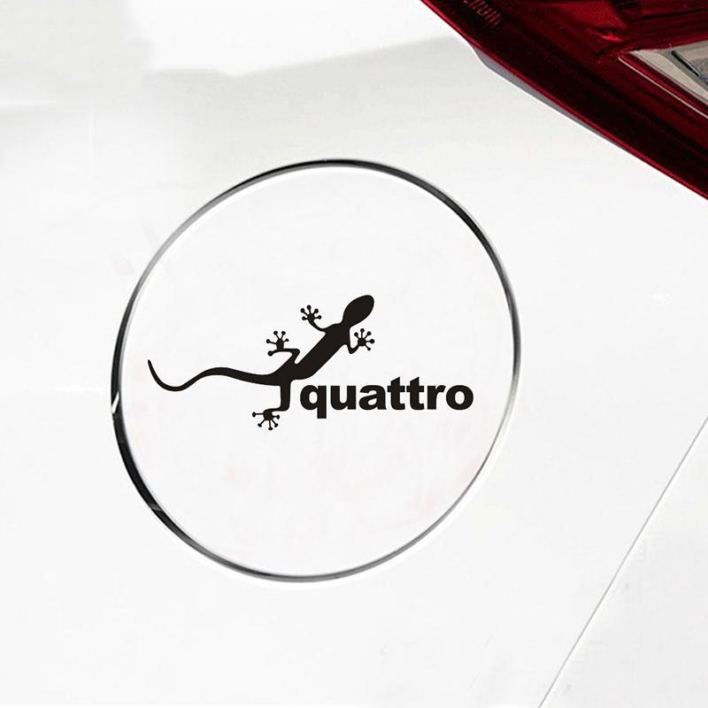 Personalisierte Quattro Tiere Aufkleber Auto Styling Anime Motorrad Auto Aufkleber Und Abziehbilder Außen Accessor