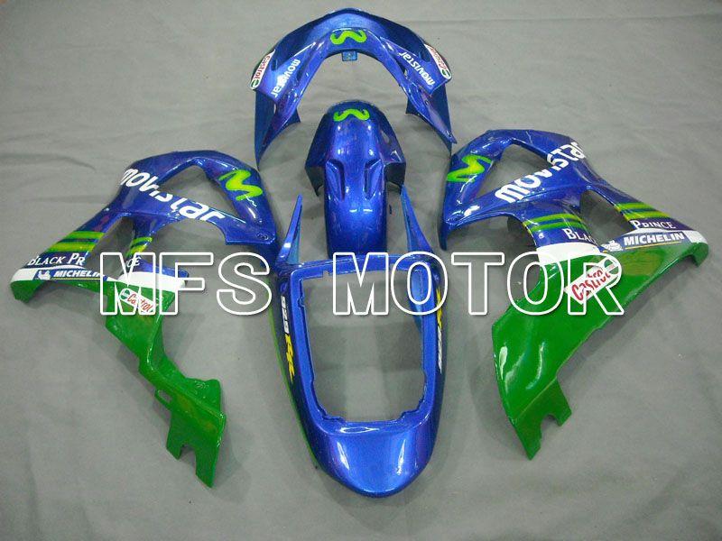 Fairing Fit para 00 01 Honda CBR 900RR CBR929RR 2000 2001 ABS Plastic Set Injection Bodywork