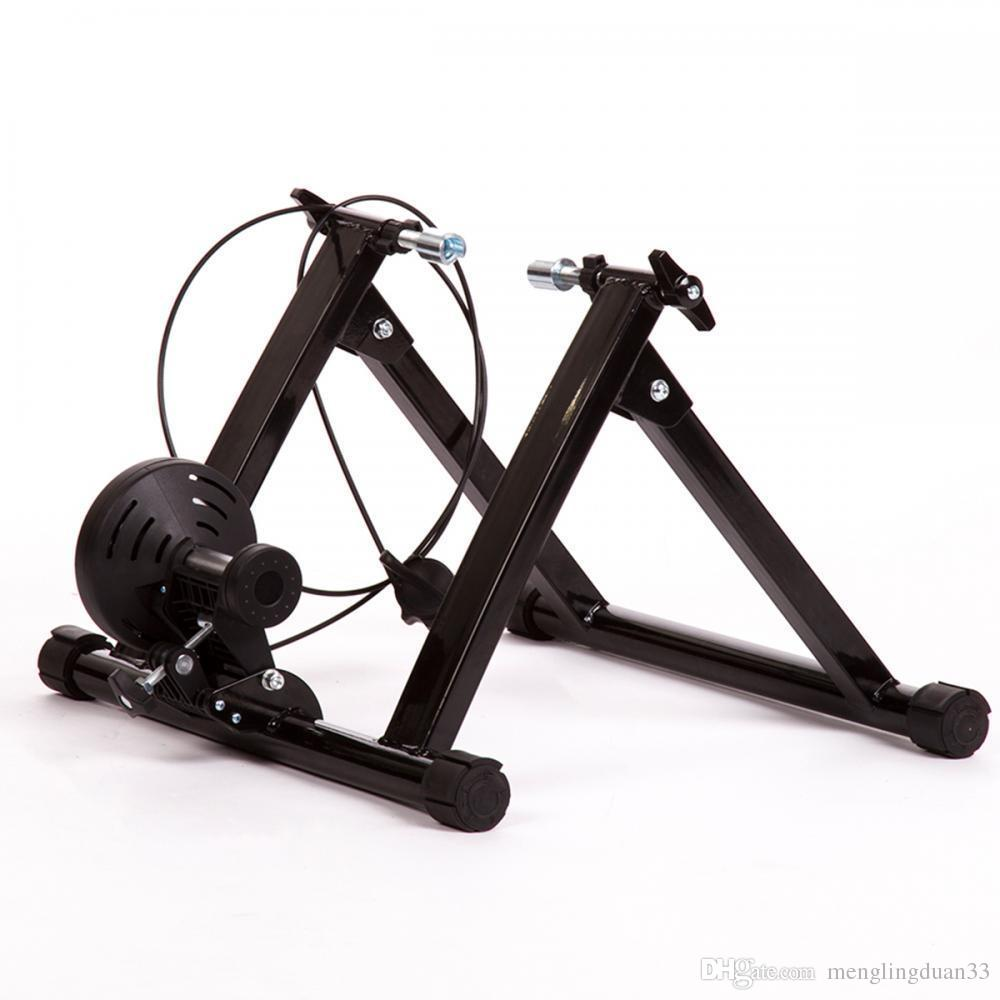 Magnetic Indoor Bicycle Bike Trainer Exercise Stand 5 Levels Of