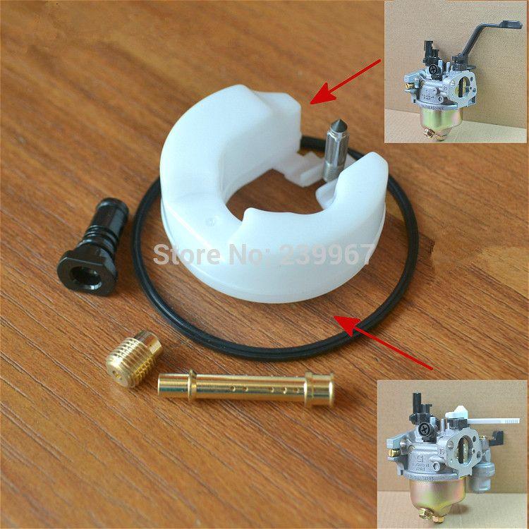 2 X Carb ремкомплект для Honda GX160 GX200 двигатель бесплатная доставка Карбюратор ремкомплект запасная часть