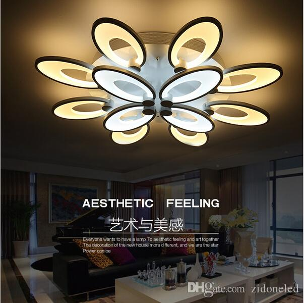 Ceiling Lights Wholesaler Zidoneled Sells Modern Minimalist Acrylic ...