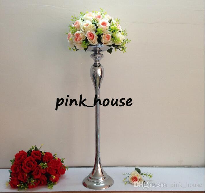 New Product Elegant Cheap Flower Ball Holder Wedding Road Lead