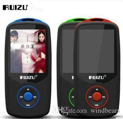 new original ruizu x06 8gb bluetooth sports mp3 music player with 1 8 inch screen 100hours. Black Bedroom Furniture Sets. Home Design Ideas