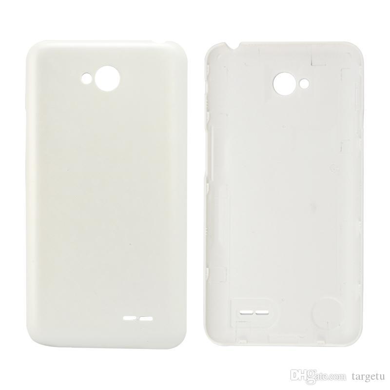قالب معيار مصنع الإسكان لاستبدال LG سلسلة III L70 L70 MS323 باب البطارية الغطاء الخلفي D هاتف المحمول الإسكان