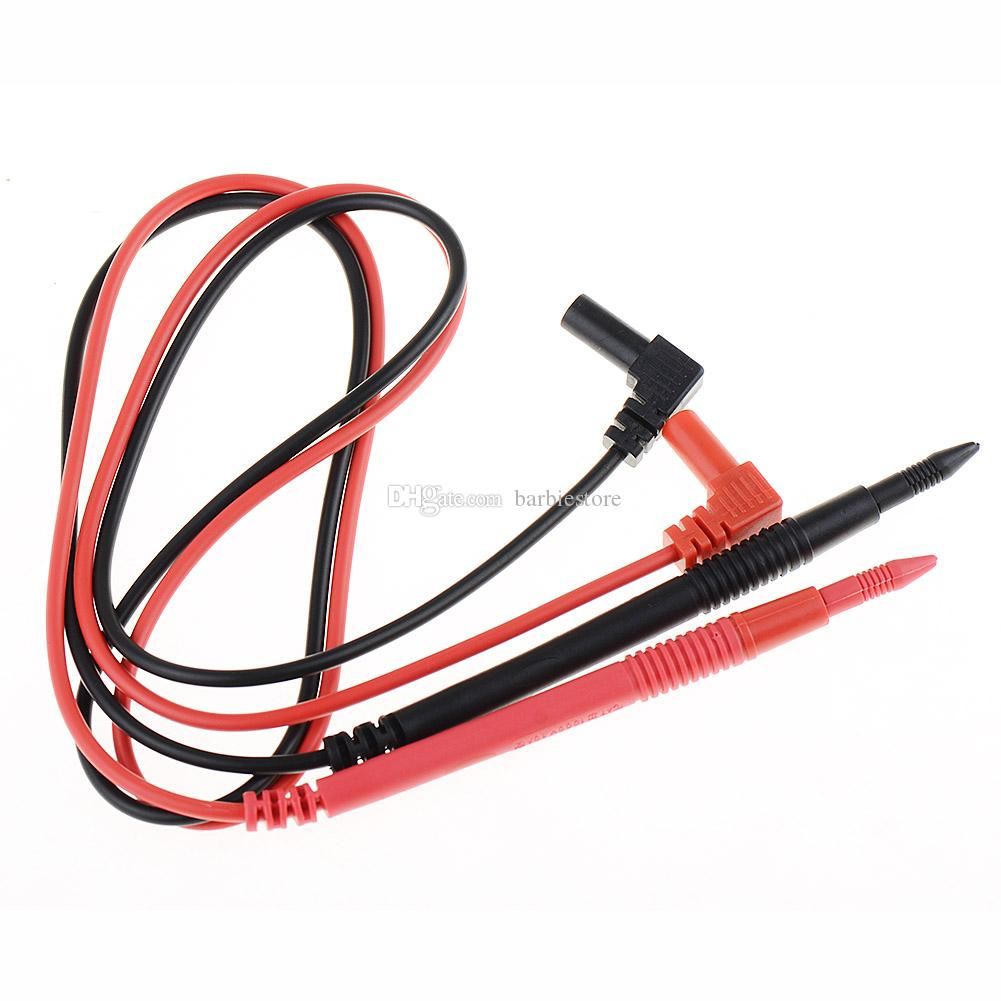 Replacement Test Leads / Probes For many popular Multimeter 4mm B00257