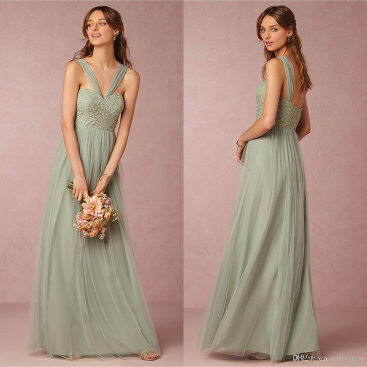 Excelente La Dama De Honor Vestido Verde Ideas Ornamento Elaboración ...