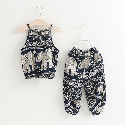 Girls' Clothing (newborn-5t) Supply Child Kid Baby Toddler Girl Floral Hooded Top Briefs Short Outfit Casualclothing