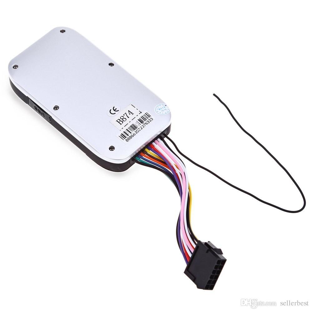 자동 자동차 GPS 트래커 GSM GPRS 추적 장치 범용 정확한 위치 실시간 추적 TK303I 방수 방지 방지제