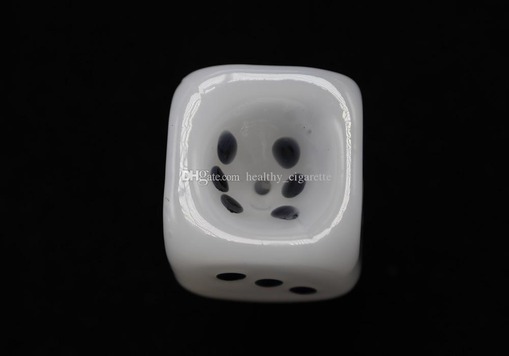 크랩 디자인 흰색 유리 그릇에 14mm의 18mm 공동 유리 물 파이프 석유 버너 파이프 맞춤 석유 굴착 유리 기억 만