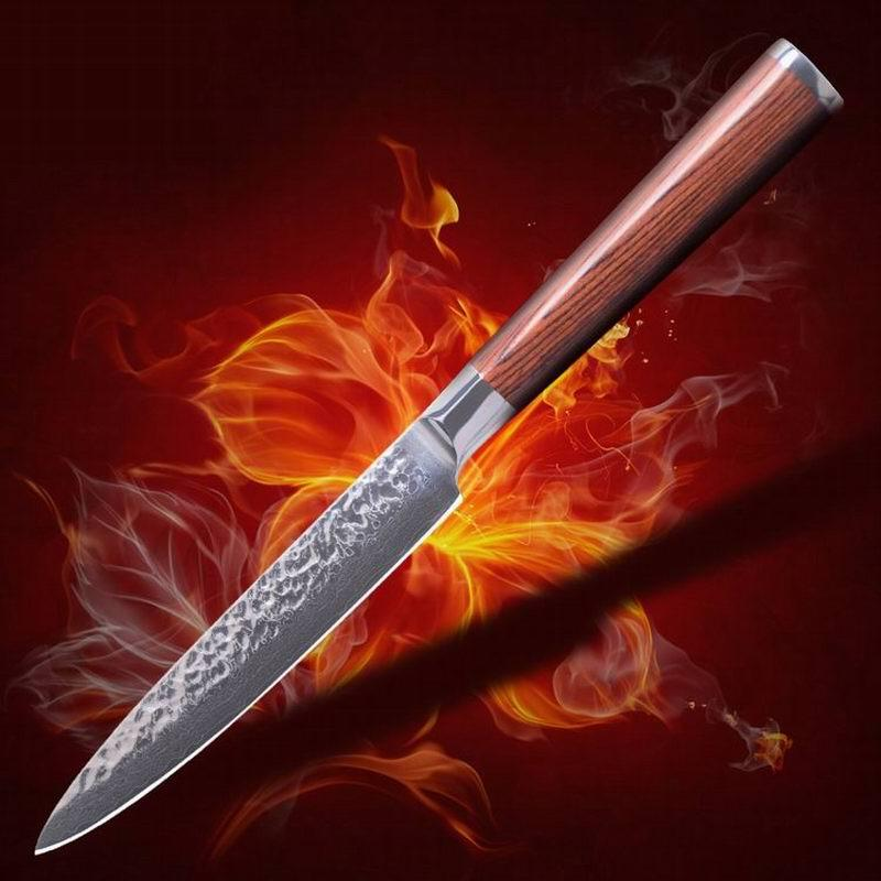 xy best professional chef knives set 8 inch cook's knife carving