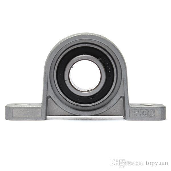 15mm KP002 Zinc Alloy Seat Belt Bearing Zinc Alloy Pillow Block Bearing