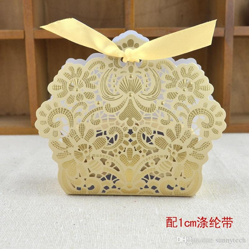 Red White Gold Blue Laser Cut Wedding Favor Boxes Candy Box Favors And Gifts Wa1331 For Kids Party Parties From Sunnytech