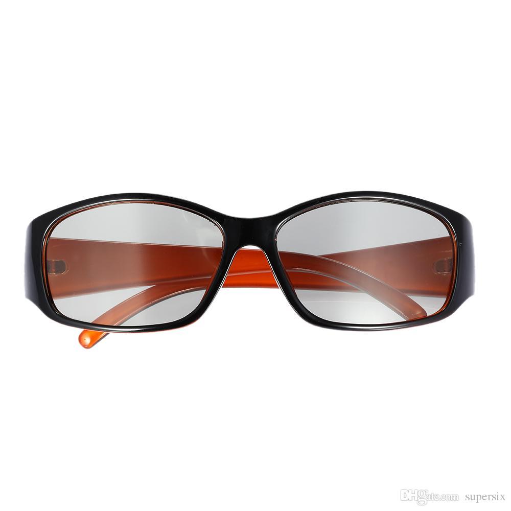 a piedi a più economico vendita outlet PH0039 Occhiali 3D Occhiali passivi circolari polarizzati per TV  polarizzata Cinema RealD 3D per SAMSUNG per Panasonic