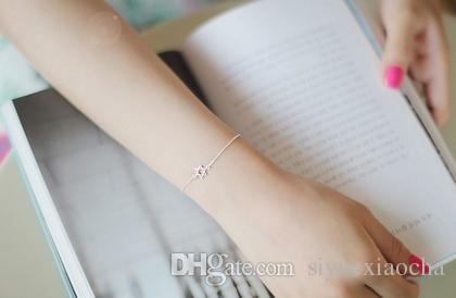 Dogeared Bracelet with star pedant spiritual wisdom, noble and delicate, no fade, and high quality.