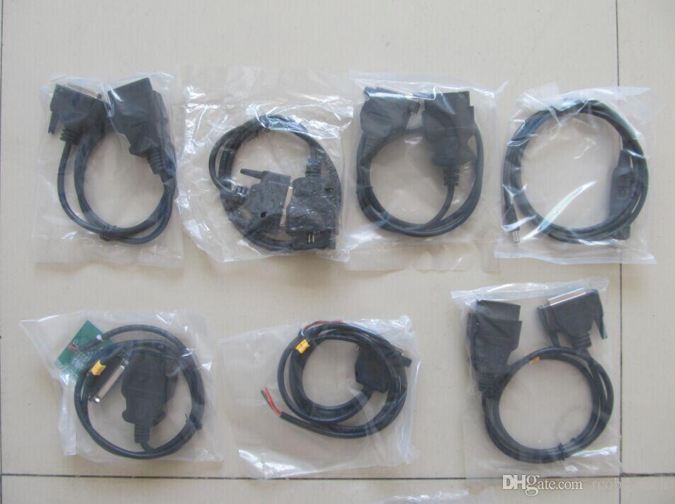 all cables full Universal Dash Programmer Tacho Pro 2008 main unite PLUS UNLOCK U2008 Mileage Correction