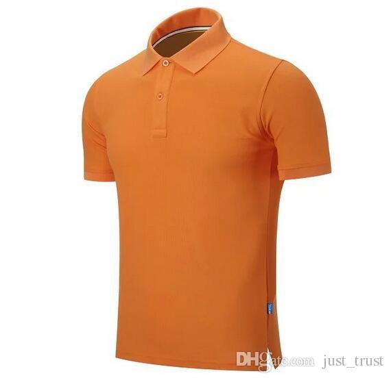 2016 Sommerstickerei Pferd Polo Shirts Mann aus 100% Baumwolle Polo-Shirt Men Kurzarm Casual Shirts Mann Solid Pony Hemd Camisa T