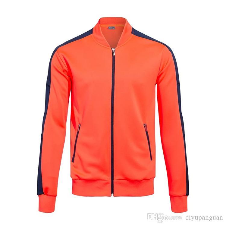 2017 Primavera-verão mens clothing ao ar livre à prova de vento respirável jacketAthletic Exercício Ao Ar Livre Exercício de Fitness Desgaste Jogging Roupas