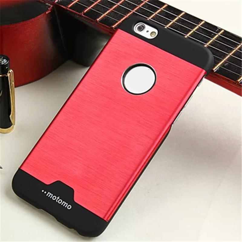Le téléphone portable en métal enferme la coquille élégante de téléphone portable de mode avec les couleurs multi pour l'iphone Samsung LG huawei