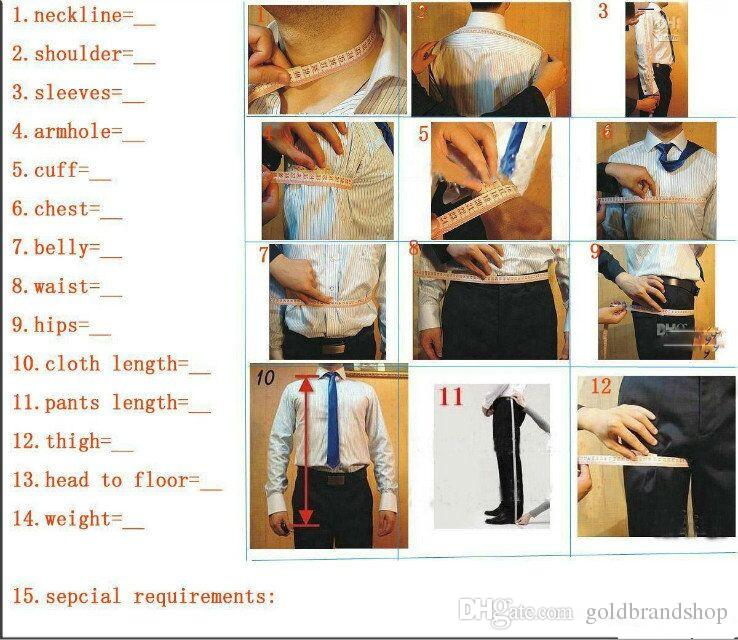 Golden Globe Matt Bomer Custom Made Groom Tuxedos Best Man Suit Wedding Groomsman Men Suits Jacket+Pants+BowTie