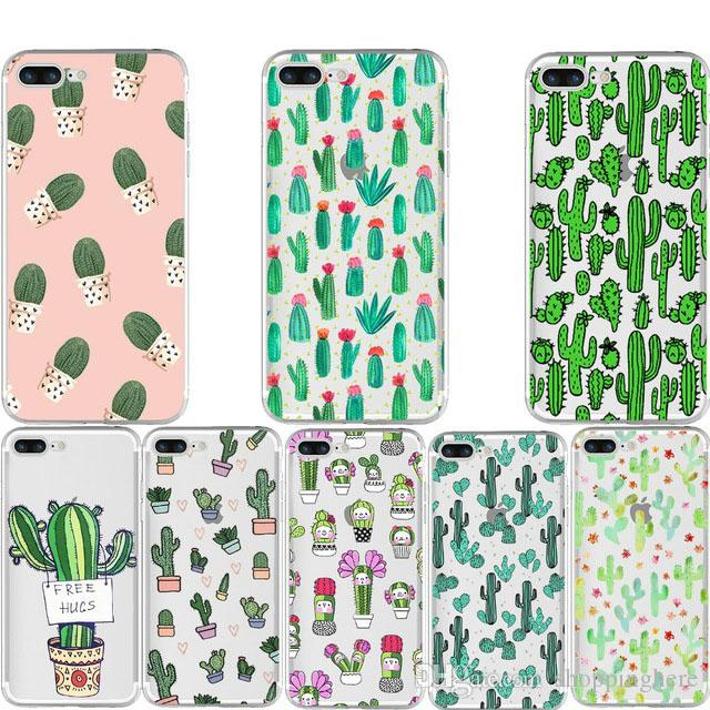 custodia iphone x cactus