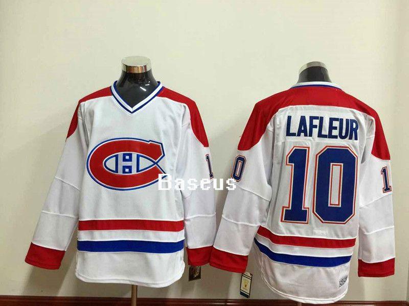 ... 2017 Nhl Stitched Montreal Canadiens White Hockey Jerseys 10 Guy Lafleu  9 Maurice Richard76 Pk Subban Canadiens 76 ... 27e1d74dd