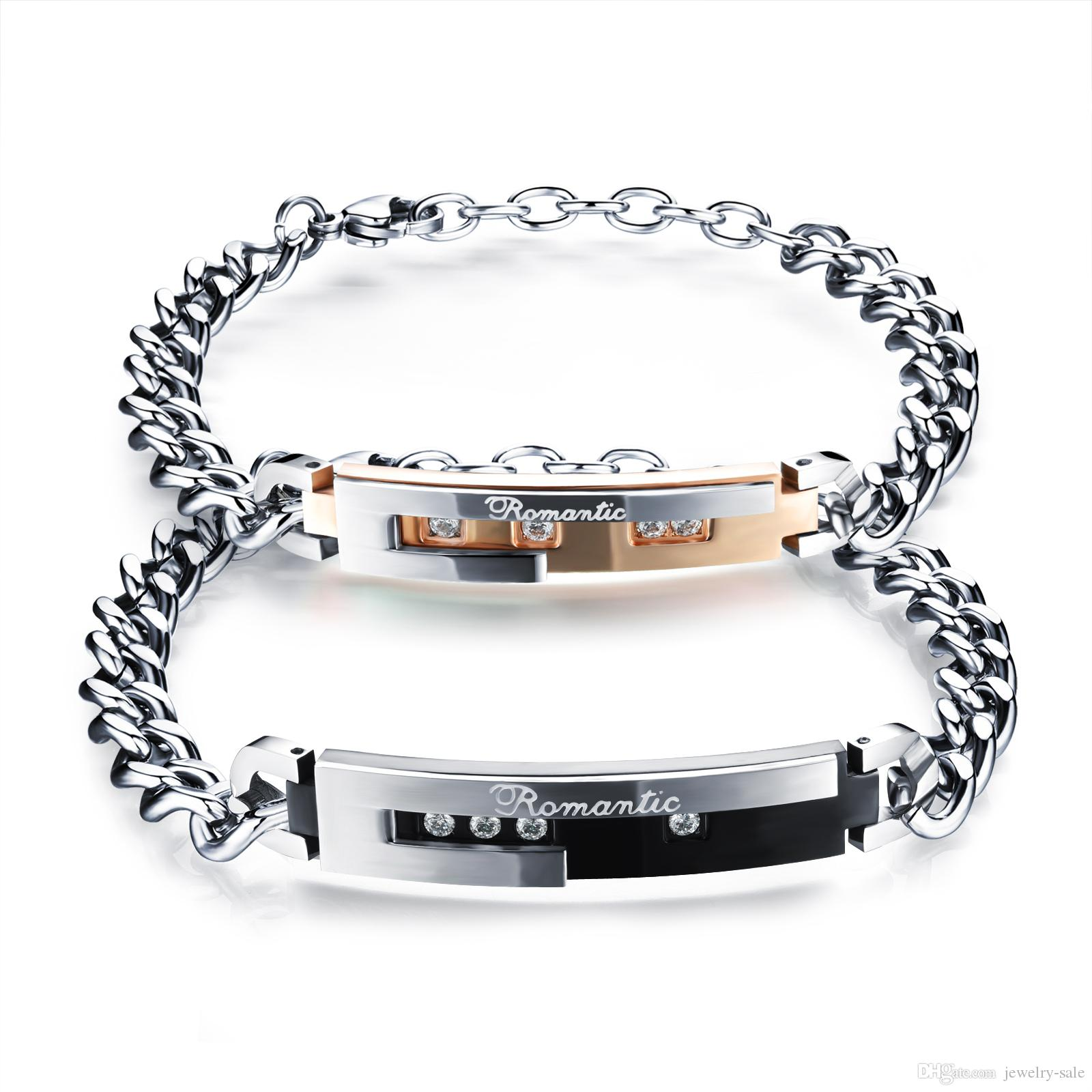 2017 New Arrival Fashion Accessories Stainless Steel Bracelets ...