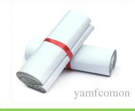 wholesale 20cm x 32cm Carrier mailing bag 20*32CM plastic express mail posting bag Free DHL White