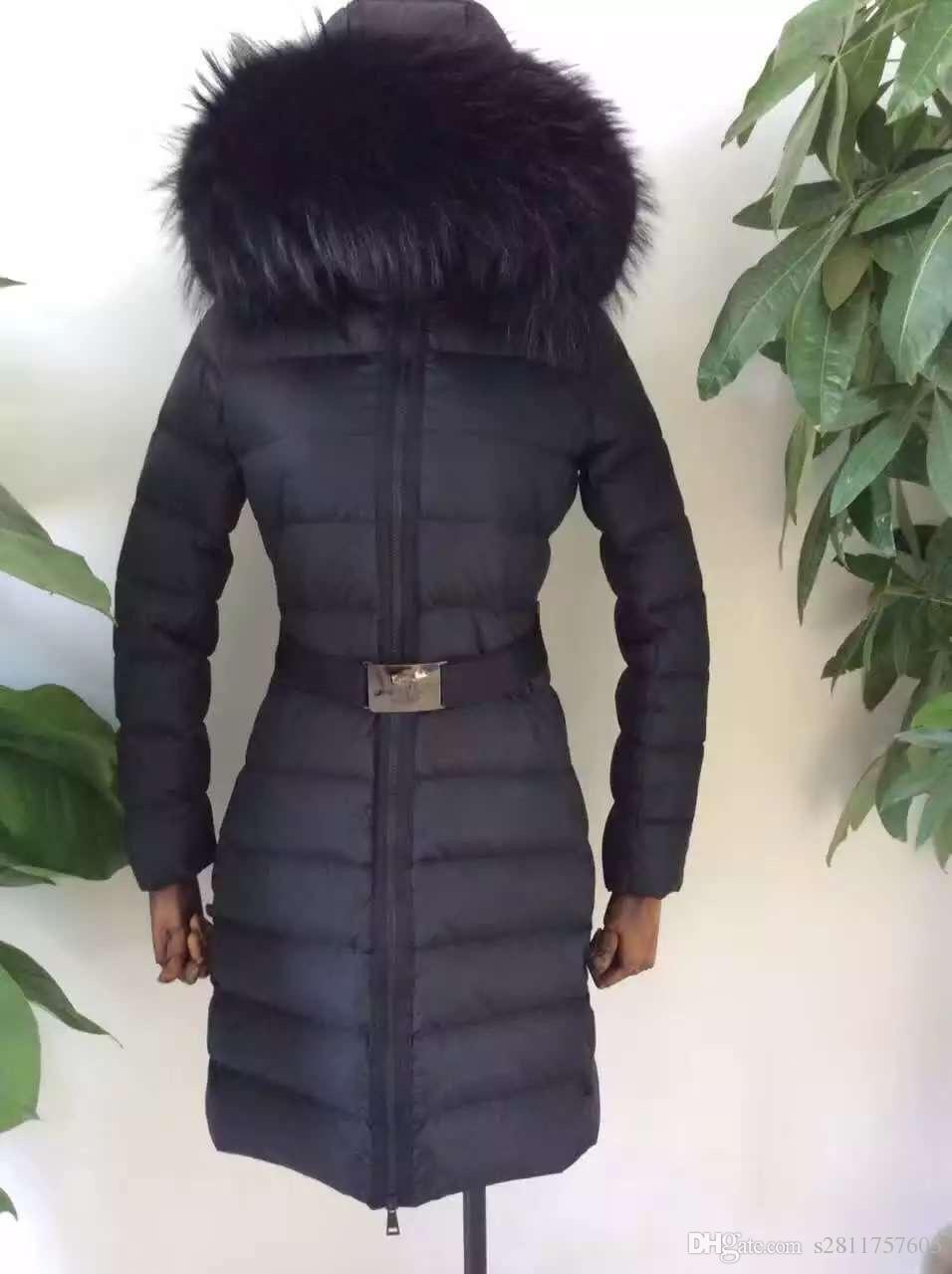 Black Parka Womens Coat Han Coats