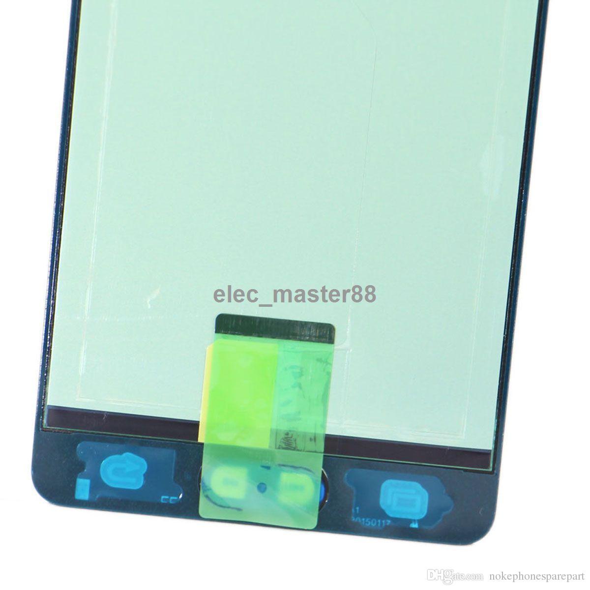 Pantalla LCD + Ensamblaje de pantalla táctil digitalizador para Samsung Galaxy A5 SM-A500 Blanco