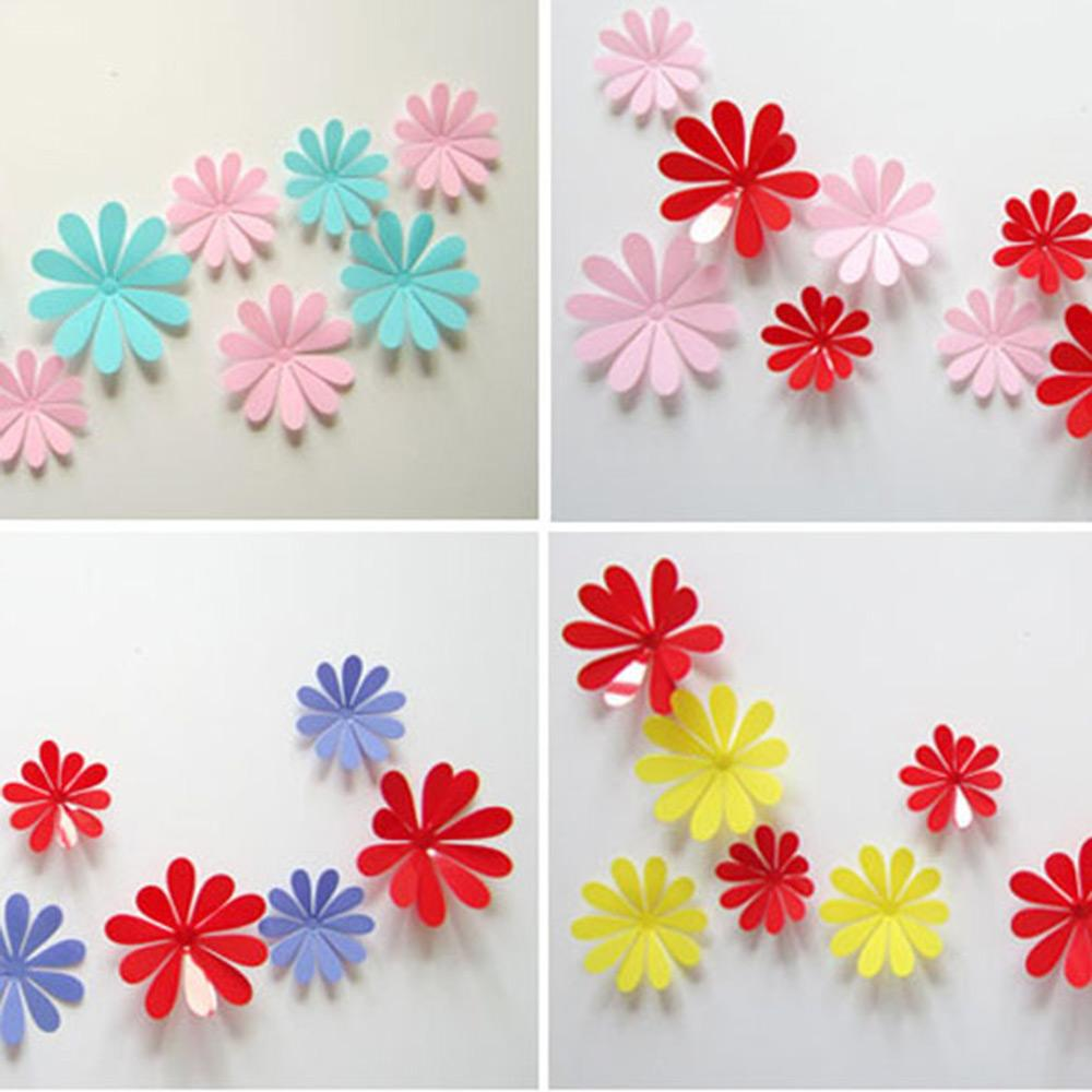 Best Birthday Gift Diy 3d Flowers Wall Sticker Wholesale Diy Home  Decoration Tv Wall Stickers Decoration Pvc Wall Stickers Sticker Wall Art  Sticker Wall Art ... Part 60