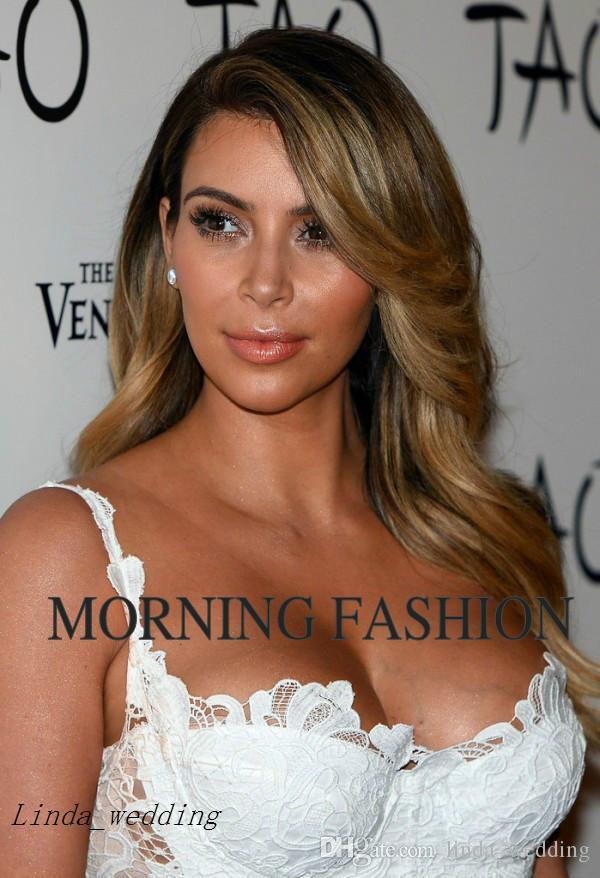 Freies Verschiffen Kim Kardashian Abendkleider Schatz Formale Weiße Spitze Kurze Promi Kleider Abendgesellschaft Kleider Vestidos De Fiesta