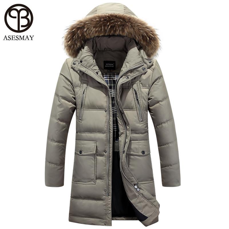 2018 Wholesale 2016 Fashion Men Winter Jackets Brand Clothing ...