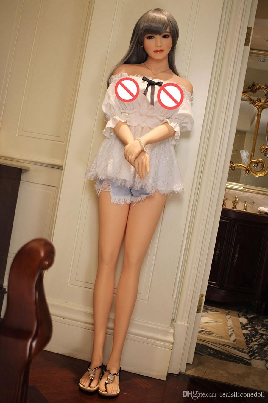 165 cm real grande mama nova boneca rosto esqueleto de metal adulto amor boneca para homens sex shop online reais bonecas sexuais de silicone