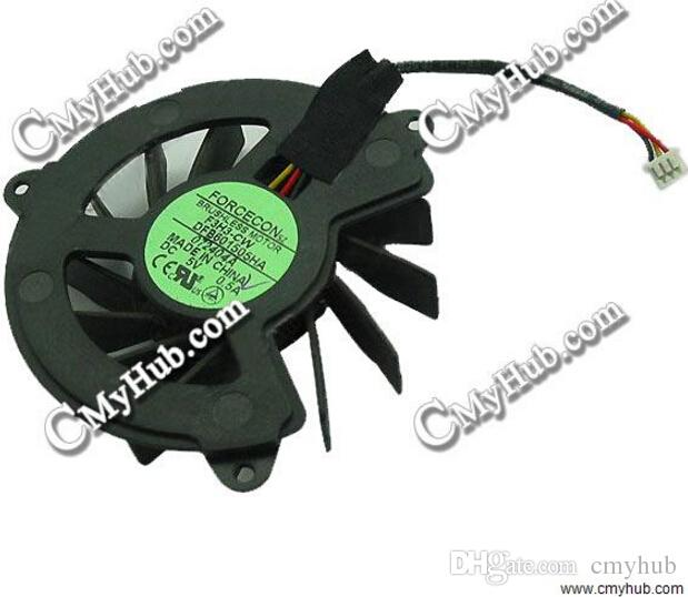 Laptop Ventilator Cooling Fan For HP Pavilion zv5000 Cooling Fan DFB601505HA F3H3-CW 355906-001