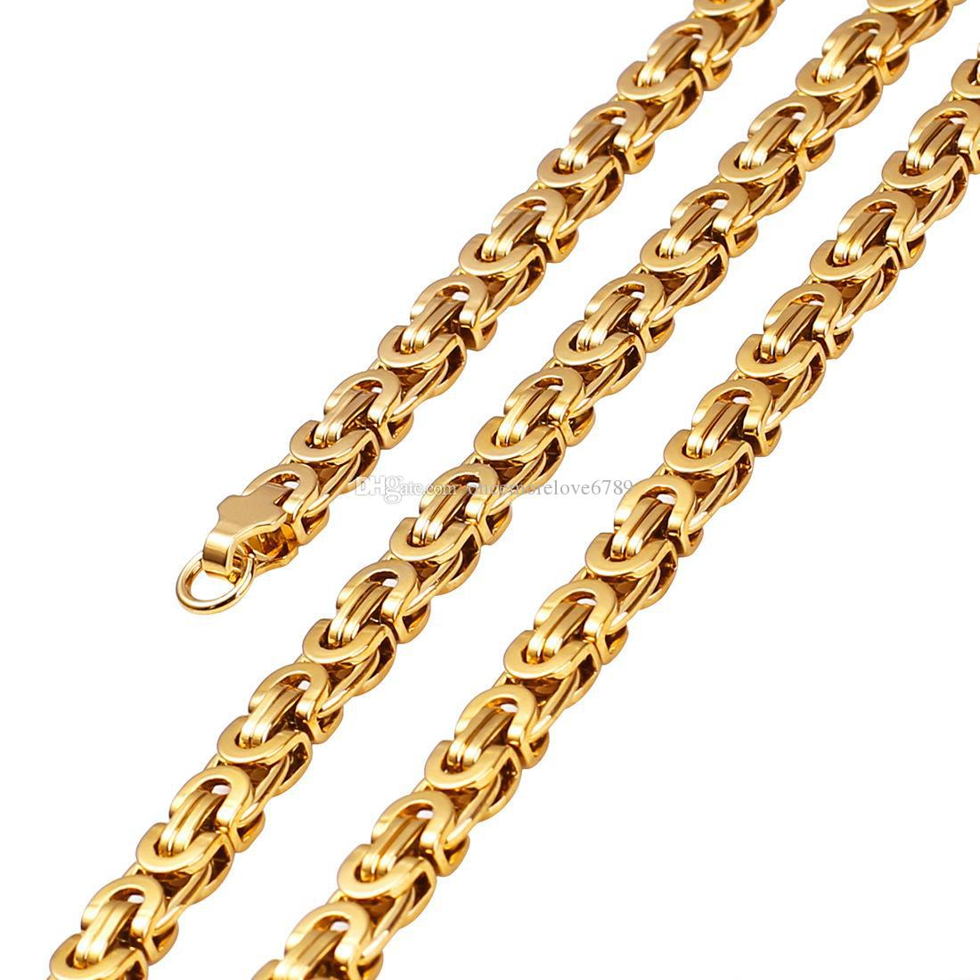 Хип-хоп ювелирные изделия мужские крест ожерелья титана стали христианский Иисус кресты кулон золото заполненные цепи для женщин s мода ювелирные изделия подарок