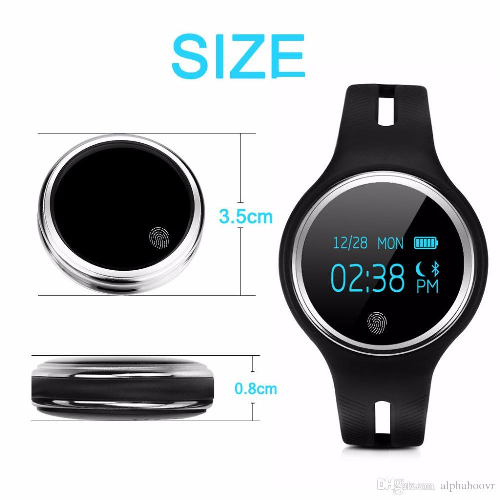 band activity lerbyee sports mi waterproof bracelet pedometer tracker watch wristband bluetooth pk fitness smart products
