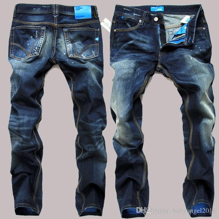 Best 2017 Famous Brands Jeans For Men New Arrival Brand Mens Jeans ...