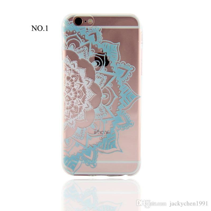 2016 Brand New Colorful 3D Relief Painting TPU Protective Case for iPhone 5S/SE/6/6S /6S Plus/7/7plus